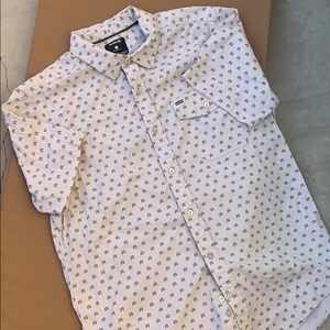 Hurley classic button down - great condition